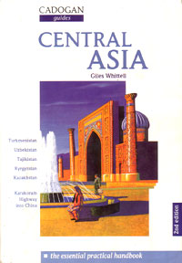 Giles Whittel. Central Asia