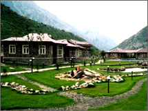 Hotel Chatkal Mountain