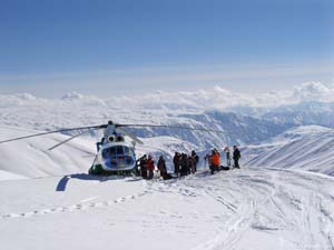 Heliskiing and Snowboarding