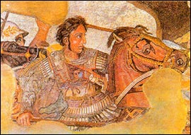Central Asia - Alexander the Great