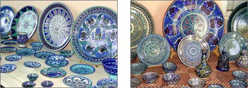Ceramics of Rishtan