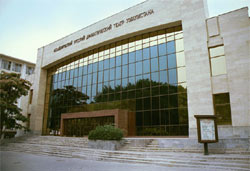 The Academic Russian drama theatre of Uzbekistan
