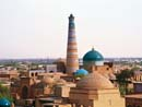 View of Khiva