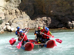 Boating and Rafting in Uzbekistan